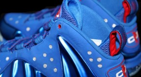 Nike Barkley Posite Max (Philadelphia 76ers) Preview