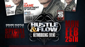 Hustle &amp; Flow Presents: T.I. (@Tip) Cover Release Party (@Grand_Hustle) (@StroudTBG)