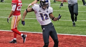 Baltimore Dancing Machine: Ravens WR Jacoby Jones Joins ABC&#8217;s Dancing With The Stars