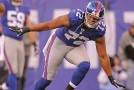 Defensive End Osi Umenyiora Expected To Sign With Atlanta Falcons