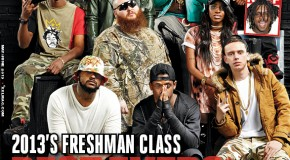 2013 XXL Freshman Class