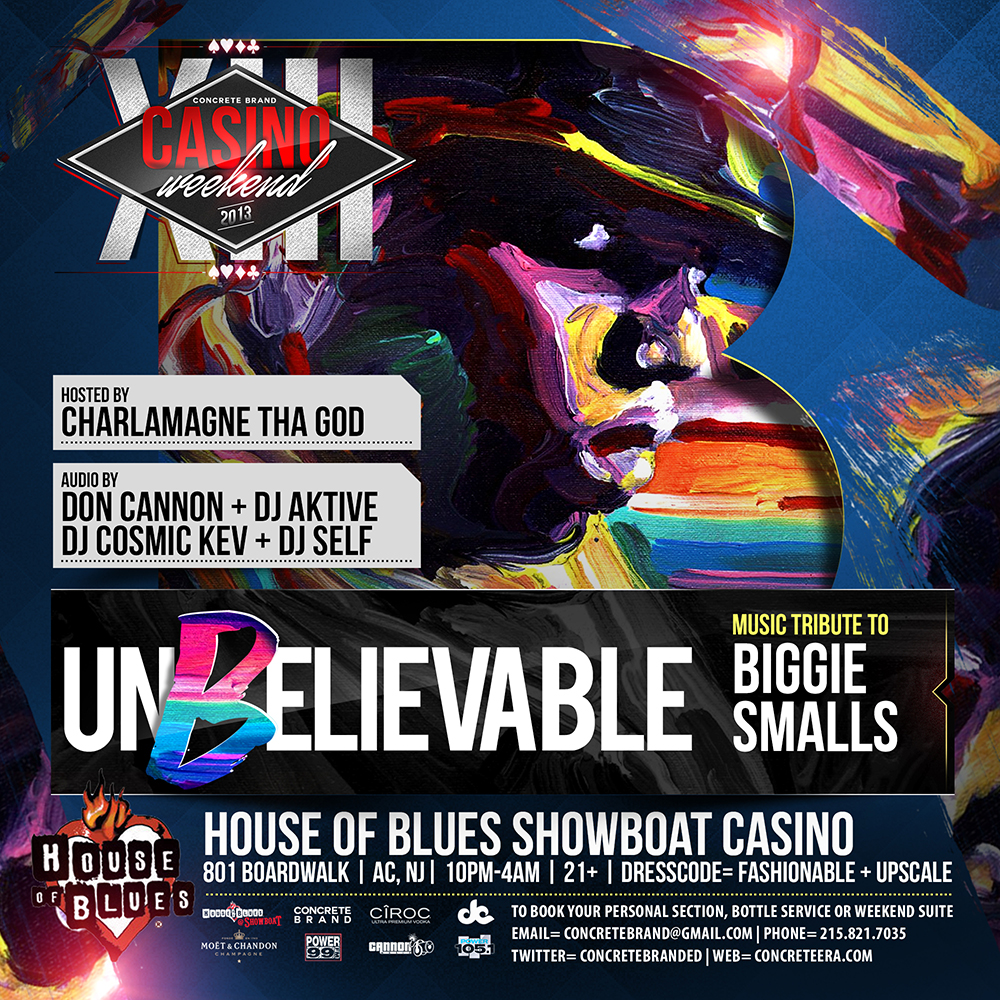 CASINO 2013 BIGGIE 1 WB