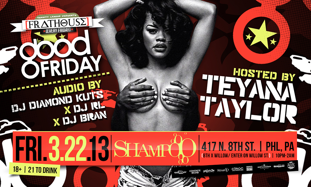 CB FRATHOUSE TEYANA TAYLOR NEW 2 WB