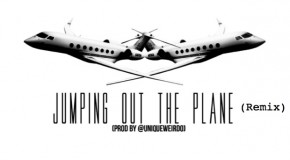 Chris Brown (@ChrisBrown) Ft. Newz Huddle (@NewzHuddle) & Luva Boy TJ (@TheLuvaBoyTJ) – Jumping Out The Plane