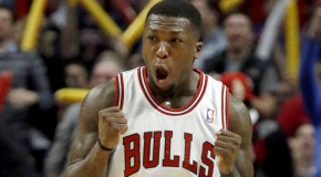 I Believe I Can Fly: Chicago Bulls Guard Nate Robinson Jumpman Dunk (Video)