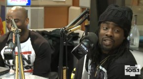 Wale talks to The Breakfast Club about his upcoming album, his love life, future mixtape with Meek Mill and more
