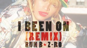 Beyonc  I Been On (Remix) Ft. Bun B, Z-Ro, Scarface, Willie D, Slim Thug &#038; Lil Keke
