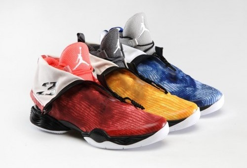 Air Jordan XX8 (Colors Pack) Release Info (3-2-13)
