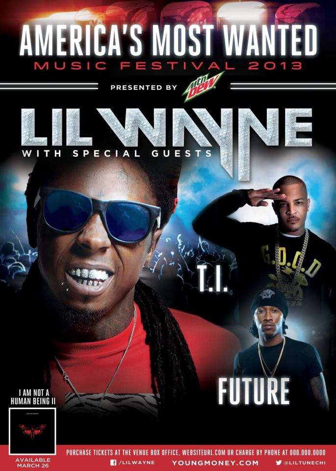 Lil Wayne Gives His Fans Thanks & Talks Tour With T.I. & Future (Video)