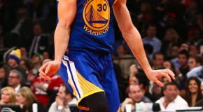 Golden State Warrior Stephen Curry Breaks NBA 3 Point Record (Video)