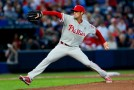 Atlanta Braves Rock Phillies All-Star Cole Hamels In Opening Day Matchup