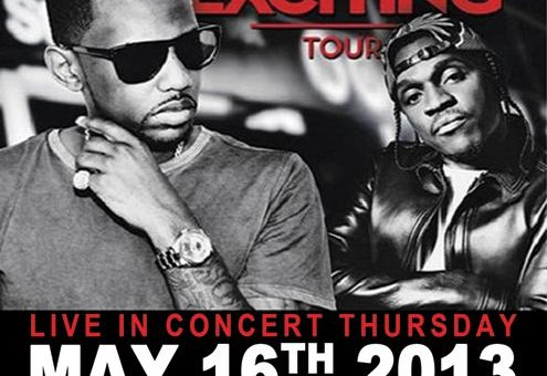 Win promo package to see Fabolous (@MyFabolousLife) x Pusha T (@Pusha_T) x JAE E (@yaboyjaee) Live in Tempe, AZ