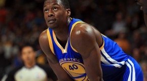 Golden State Warriors Harrison Barnes Nasty Reverse Dunk (Video)