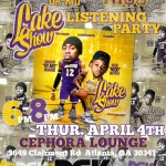 Sy Ari Da Kid (@SyAriDaKid) & Lil Niqo (@LilNiqo): The Lake Show Listening Party (Hosted By: @DJ_LadyB)