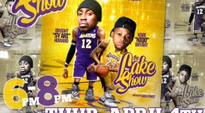 Sy Ari Da Kid (@SyAriDaKid) &amp; Lil Niqo (@LilNiqo): The Lake Show Listening Party (Hosted By: @DJ_LadyB)