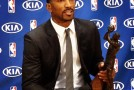 New York Knicks Guard J.R. Smith Named NBA Sixth Man Of The Year Award