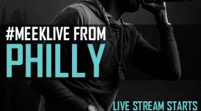 Meek Mill Live Stream From Philly (4/5/13)