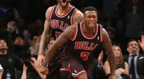 Chicago Bulls Guard Nate Robinson Seals The Win Against Brooklyn Late With A Floater (Video)