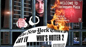 Jay LV &#8211; Who&#8217;s Hotter 2 (Mixtape)