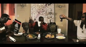Gucci Mane x Waka Flocka x PeeWee Longway &#8211; Breakfast (Video)