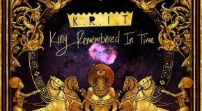 Big K.R.I.T. – King Remembered In Time (Artwork)