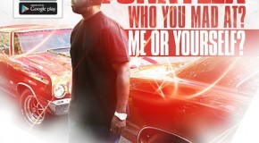 Funkmaster Flex  Who You Mad At? Me Or Yourself? (Mixtape Artwork &#038; Tracklist)