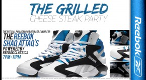 GCP Philly x Shaq Attaq Re-Release at UBIQ (4/18/13)