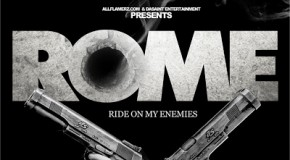 I.C.H. – R.O.M.E. (Ride On My Enemies) (Mixtape)