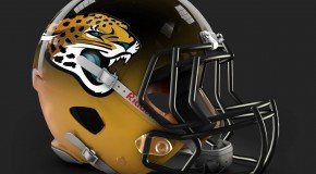 The Jacksonville Jaguars Release New Nike Military Uniforms