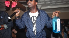 Juicy J – Aint No Coming Down