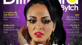 Lore'L of VH1 Love & Hip Hop – Billboard Bytch (Mixtape)