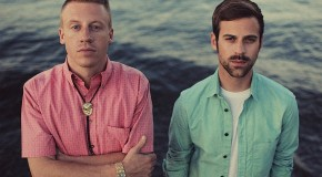"Macklemore & Ryan Lewis Single ""Can't Hold Us"" Goes Platinum"