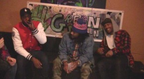 Pac Div (@ItsPacDiv) Talks Rapping for Kobe Bryant, the gospel group Spirit Feel, and more (Shot by @Muziksmylife)