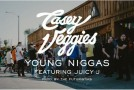 Casey Veggies (@CaseyVeggies) – Young Niggas ft. Juicy J (Prod. by @Futuristiks)