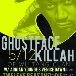 Win Tickets To See Ghostface Killah Live In Philly May 12th