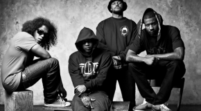 Black Hippy (Kendrick Lamar, ScHoolBoy Q, Ab-Soul, Jay Rock) &#8211; U.O.E.N.O. (Remix)