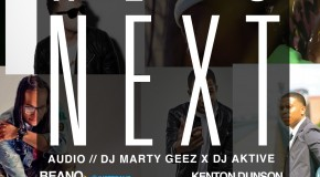 Hot 107.9 Presents He's Next (May 18th @ Sigma Sounds)