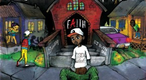 Scotty – (F.A.I.T.H) (Hosted By. DJ Burn One) (Mixtape)