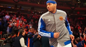 Melo & The New York Knicks Eliminate The Boston Celtics From The 2013 NBA Playoffs