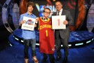 And With The First Pick: The Cleveland Cavaliers Will Have The First Pick In The 2013 NBA Draft