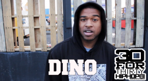 [Day 17] Dino – 30 For THIRTY DMV Freestyle (Video)