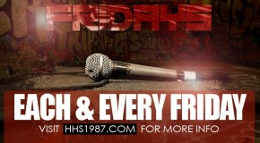 Enter This Week's (5-24-13) HHS1987 Freestyle Friday (Beat Prod.by 808 Ace)
