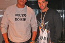 Jay-Z & Drake In The Studio (Photo)
