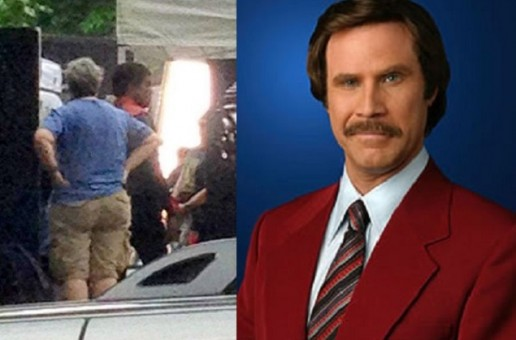 Kanye West To Feature In Anchorman 2: The Legend Continues