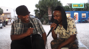 "Kendrick Lamar Talks Kanye West New Single ""New Slaves"" & Album Title ""Yeezus"" (Video)"