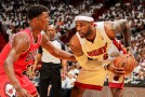 Lebron James & The Miami Heat Defeat The Chicago Bulls 4-1 To Advance To The Eastern Conference Finals
