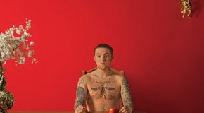 Mac Miller – Watching Movies With The Sound Off (Album Artwork)