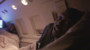 Meek Mill – Private Jet Freestyle (Video)
