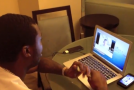 Meek Mill Skypes With A US Army Sgt. Who's In Afghanistan & Purchased Tony Story Book (Video)
