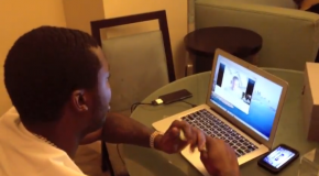Meek Mill Skypes With A US Army Sgt. Who&#8217;s In Afghanistan &amp; Purchased Tony Story Book (Video)